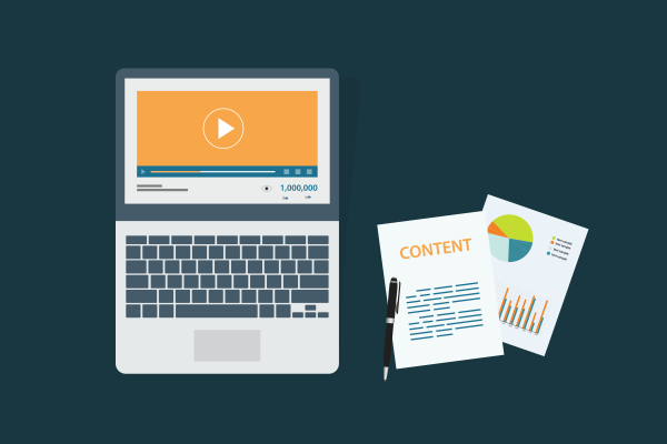 Content marketing & Video marketing are marketing strategies that focuses on delivering valuable, relevant and appealing content to attract audience. Content marketing has many faces to show on various social channels, plus other factors you got to know for creating a complete image for your brand
