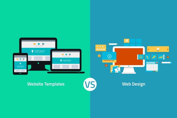 Here is what experts are saying about web design vs website templates, after along searches and discussion about that issue: Business owners are always looking for saving money and making their business profitable. When it comes to creating an online presence for your business, your website needs to be a professional image. So, the more professional your website looks, the more creditable it is. It is hard to determine the difference between both custom web design and website template for many owners. In this article, we will publish some facts about both from a professional point of view.